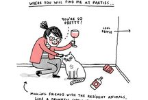 funny stuff / by Laura Greenfield