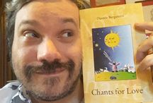 """My poetry book """"Chants for Love"""""""