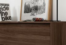 Sideboard | cupboard | unit entertainment