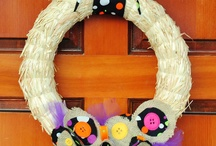fall crafts / by Debbie Smith