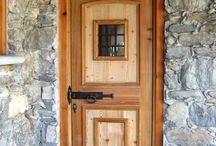 PORTE INGRESSO / ENTRY DOORS