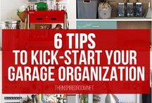 home organising garage