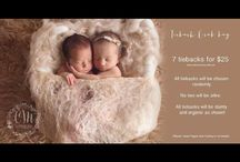 Twins newborn / by Margriet Hulsker