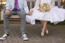 Watercolor Inspired Wedding