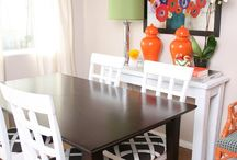 Dining Room  / by Nicole Pitts