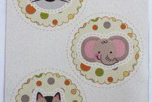 Parches ropa infantiles / Parches infantiles con varios diseños