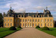 châteaux Bourgogne