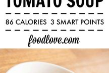 soup idea -healthy and low cal
