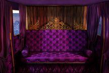 Cores: Púrpura