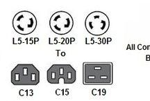 Locking to IEC C13 / C19