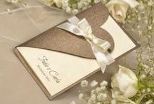 Bröllopskort