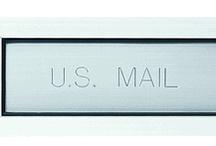 Mail Slots | Door Mail Slot