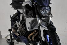 Yamaha MT07/FZ7 2015/2017 by Ermax Design