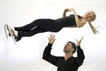 Patinaje artístico soprende en #Sochi2014  / Aunque este viernes se llevó a cabo la Ceremonia de Inauguración de los Juegos Olímpicos de Sochi 2014, ayer jueves comenzaron las competencias, en las que el patinaje artístico destacó.