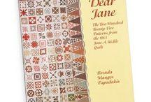 Dear Jane Quilts