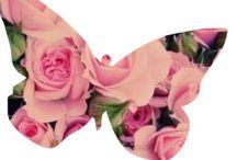 Flowers...Butterflies... &...
