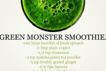 Going green / Smoothie
