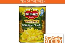 Cantry Item of the Week / by Cans Get You Cooking