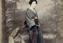 Japanese  In 1800s