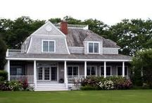 Cape Cod Homes / by Indiana Chick