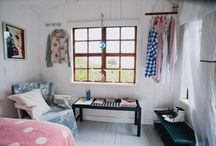 Sweet Homes / Cool rooms, gardens, homes...