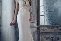 Off-Shoulder Bridal Gowns