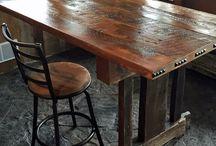Dining tables / Made in Montana dining tables