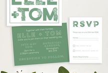 Marry Me Wedding Stationery - Our Latest Work