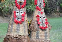 Papua New Guinea Culture.