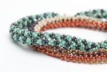 Korálkovanie - hubble stitch