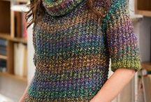 womens knitting