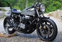 Honda Motorcycles / by Iron & Air