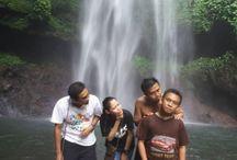 Ba'ra' waterfall
