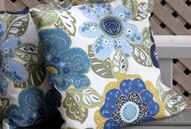 Cushion covers / Ideas for my sofa cushions / by Laura McCausland