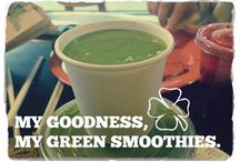 Eat Juices and Smoothies / by Shannon