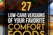 Low Carb & Clean Eats / Foods and recipes that are low or no carb, clean eating recipes, paleo, basically all healthy stuff!