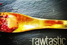 Desserts / Pure raw delights.