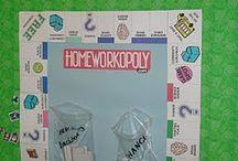 Fun homework ideas