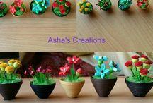Flori 3D