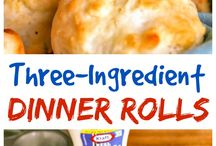 Homemade Bread Recipes / Find recipes for rolls, biscuits, cornbread, french bread, and more!