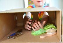 Actividades Montessori