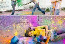 chalk fight picture idea