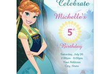 Girl's 4th birthday party