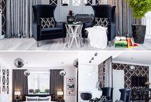 Дизайн квартиры для молодой пары в г. Ростов-на-Дону