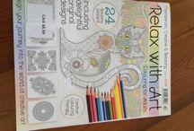 Adult Coloring Books / Adult Coloring Books