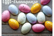 Easter Fun / Easter staple products, ingredients, recipes and our favorite Italian picks.