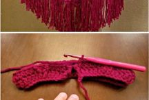 My crochet poncho