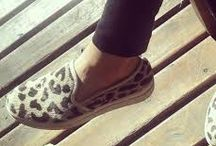 Panchas / zapatillas panchas