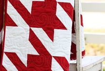 Na postel / patchwork