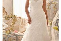 Wedding & Brides Maid Dresses